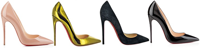 Christian Louboutin Fall 2013 Collection - ShoeRazzi