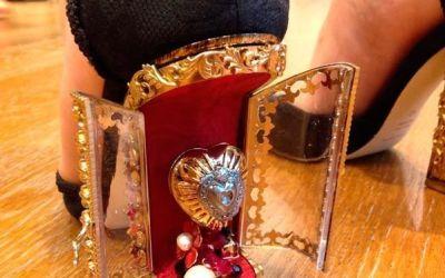Dolce&Gabbana e il tacco tabernacolo