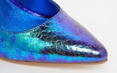 Decolleté iridescenti Dune Shoes