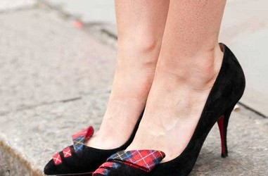 Come si indossano i kitten heels?