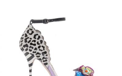Sandali con cinturino alla caviglia Sophia Webster