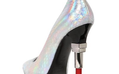 Dècolleté Lipstick Heel Alberto Guardiani 2015
