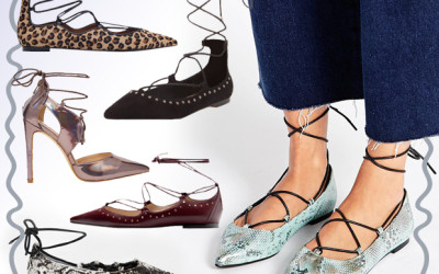 SS 2016 shoe trends!