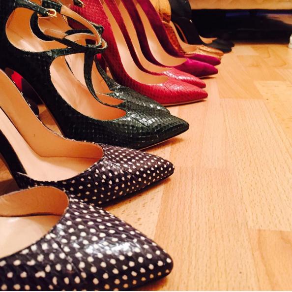 scarpe noemi sanremo 2016