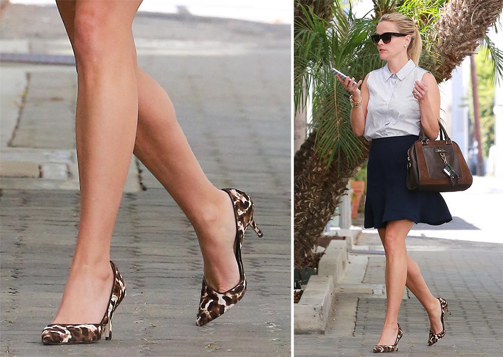 come abbinare scarpe leopardate