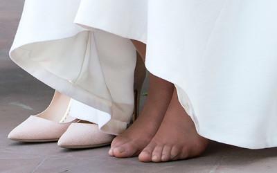 Kate Middleton e la sua pedicure inesistente: i piedi della Duchessa danno scandalo!