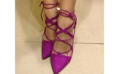 Recensione décolleté lace up low cost Zara