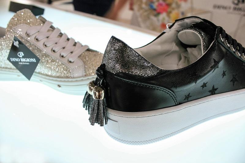 Sneakers casual chic Dino Bigioni