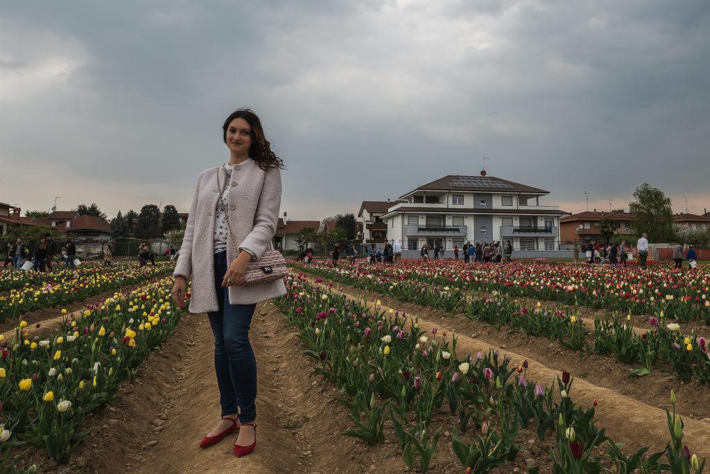 Ballerine rosse sergio amaranti e tulipani italiani for Tulipani italiani