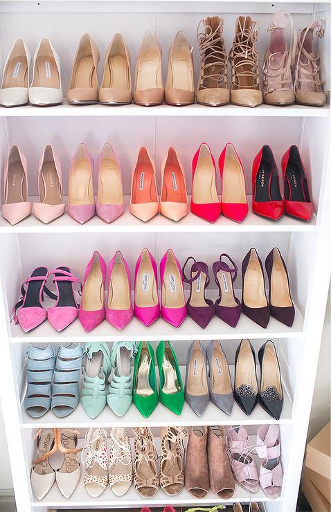 cambio di stagione scarpe
