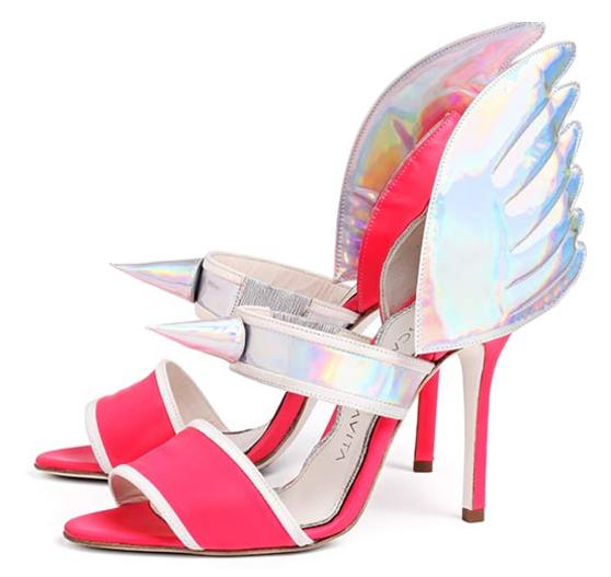 francesca bellavita sandalo unicorno