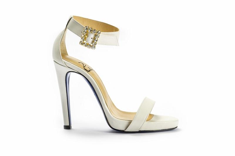 sandali bianchi 2018