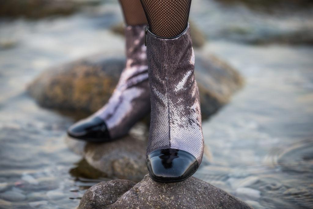 ankle boots particolari