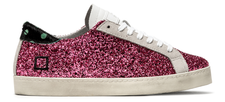 sneakers glitter date prezzo