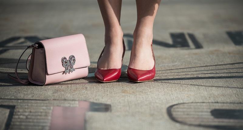 scarpe modello chanel