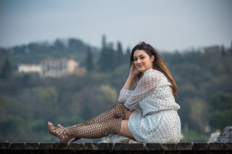 fashion blogger scarpe