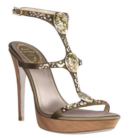 sandalo gioiello caovilla primavera estate 2012