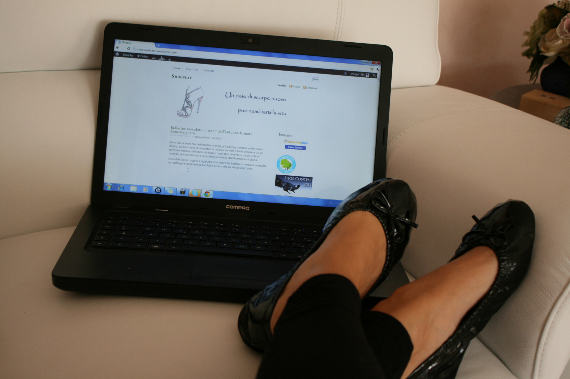 reputable site 64c3d 4a0db Anche Dr. Scholl cede alle ballerine pieghevoli - Shoeplay ...