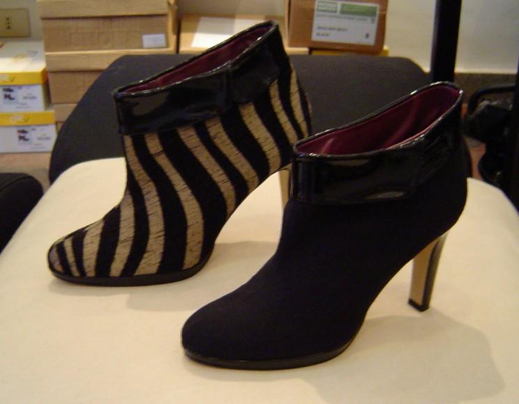 Il Gatto con gli stivali: le scarpe vegetariane.