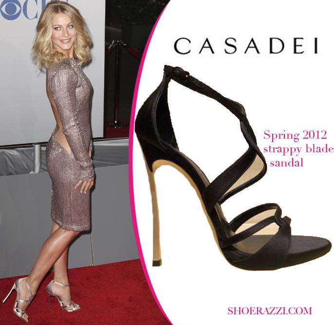 sandali casadei blade heels sandal