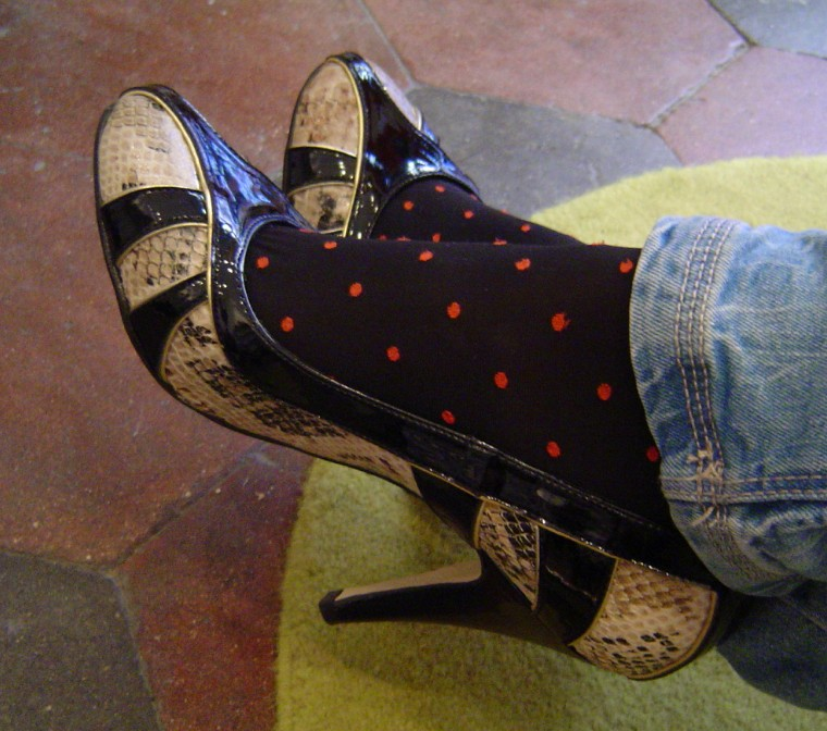 scarpe beyond skin recensione
