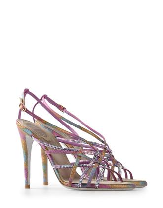 sandali caovilla 2012 rettile caovilla heels 2012