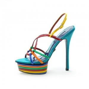 sandali roberta farc 2012 multicolor
