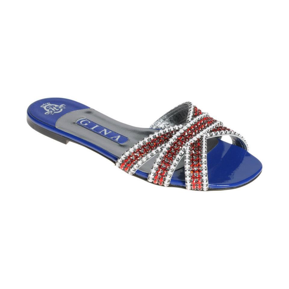 sandali bandiera inglese