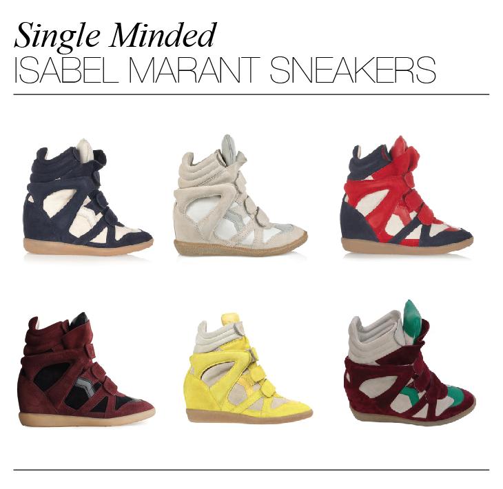 scarpe ginnastica isabel marant chiara ferragni fashion blogger