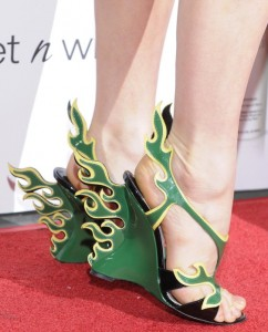prada sandali fiamme 2012
