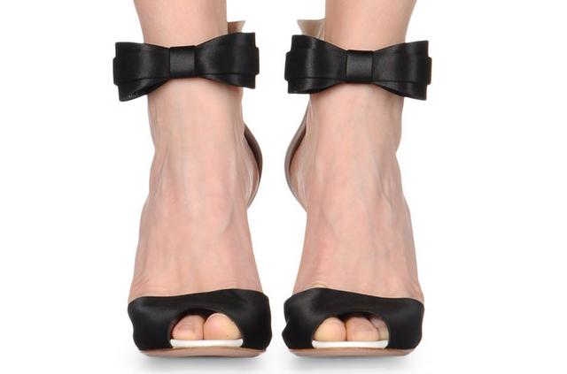 sandali gainvito rossi indossati
