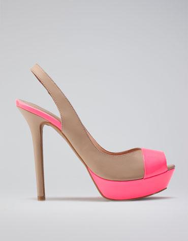scarpe fluo low cost bershka scarpe 2012