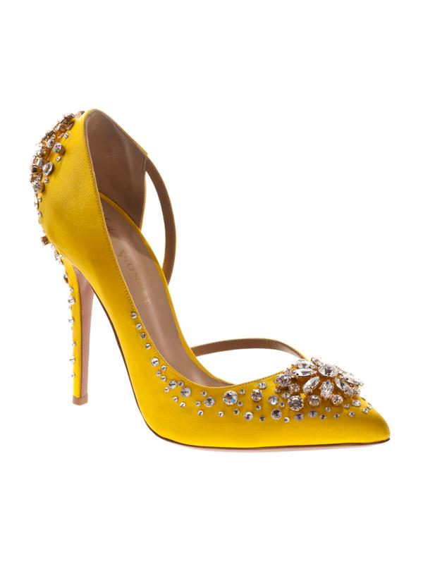 scarpe gialle vionnet 2012