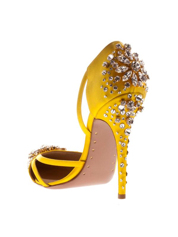 scarpe gioiello vionnet tacco gioiello