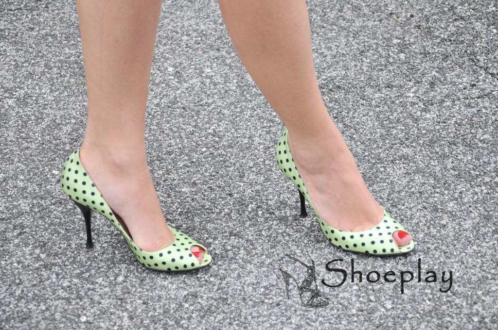 scarpe spuntate casadei