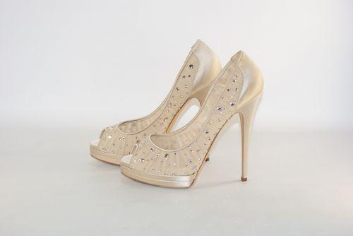 scarpe da sposa gioiello casadei