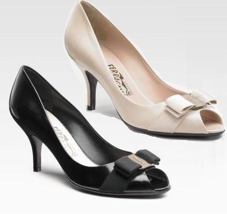 scarpe adatte per un colloquio di lavoro