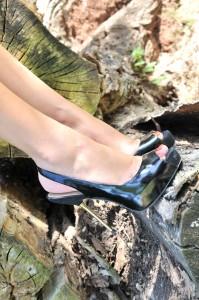 sandali zara indossati