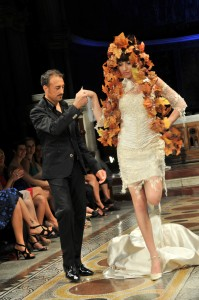 vincenzo casapulla roma fashion white 2012