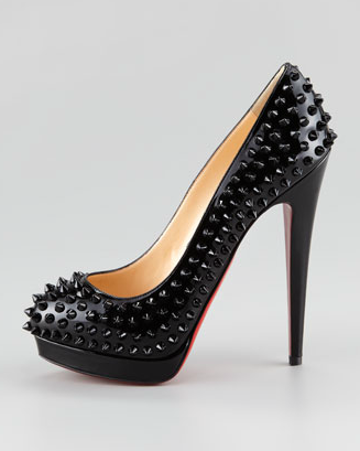 scarpe tacco altissimo louboutin originale
