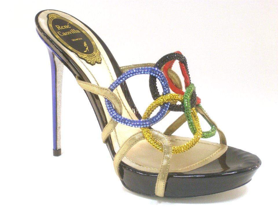 sandali caovilla per olimpiadi londra 2012
