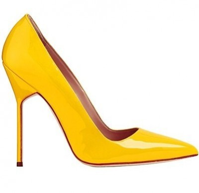 manolo yellow BB