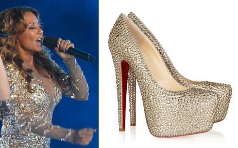 scarpe mel b londra 2012