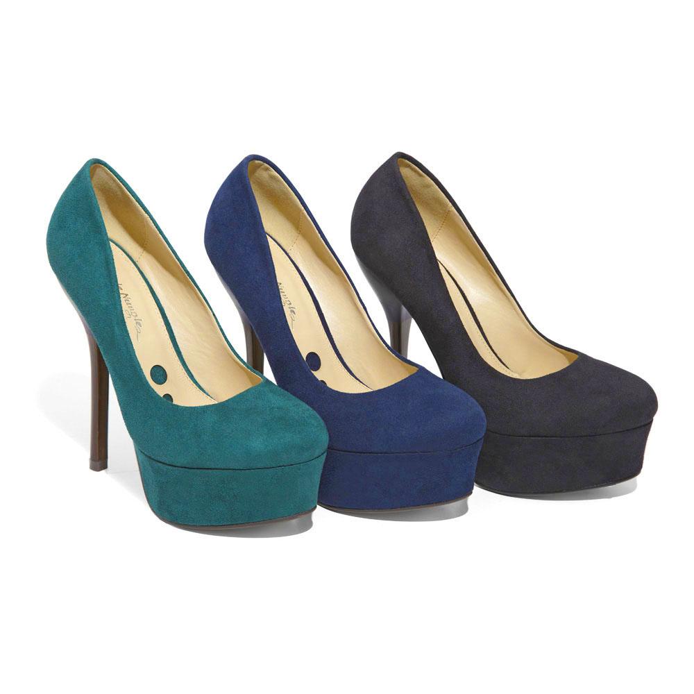 scarpe altissime low cost verdi scarpe altissime plateau blu pittarello