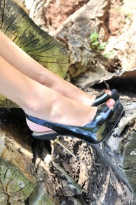 sandali zara tacco alto