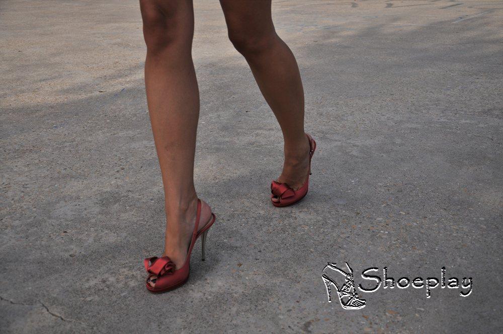 tacchi alti come camminare con i tacchi alti