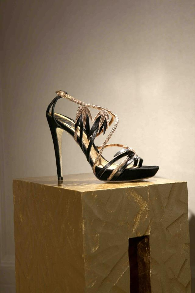 caovilla black heels 2013 caovilla sandali neri 2013