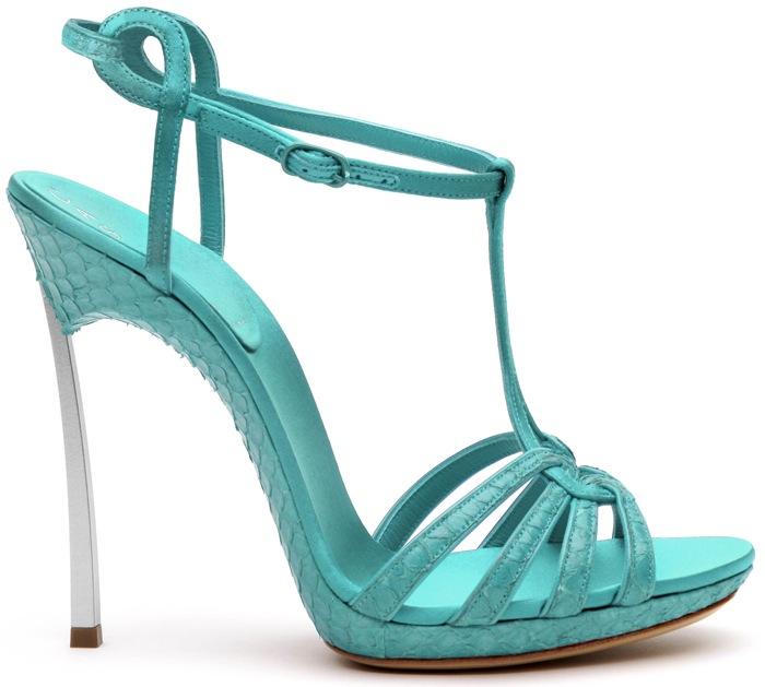 sandali tacco blade casadei 2013