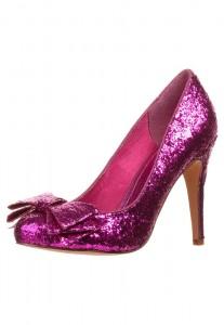 scarpe glitter rosa low cost zalando