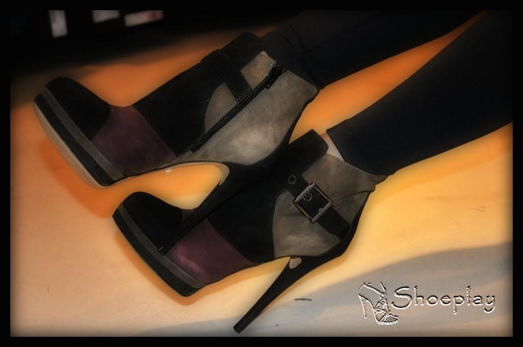 stivaletti tacco alto 2012 scarpe decolletè tacchi a spillo